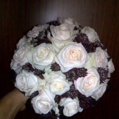 bouquet di fiori ancona